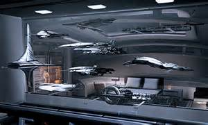 Video Game Themed Bedroom ssv normandy sr1 and sr2 in mass effect full profile