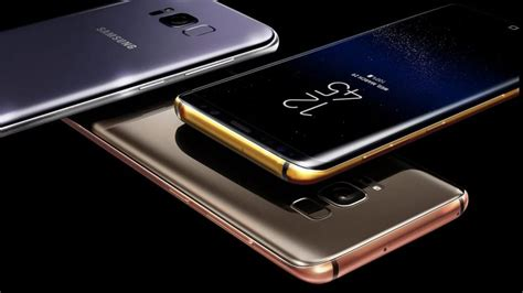 Samsung S8 Di Pasaran Samsung Galaxy S8 Dinobatkan Telefon Pintar Terbaik Di