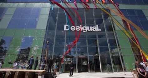 oficina inditex barcelona un paseo por la nueva sede de desigual modaes es