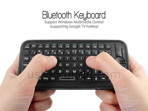 Tvmicro Express Brings Tv To Your Mac And Ipod by Ipazzport Bluetooth Mini Keyboard With Air Mouse Gadgetsin