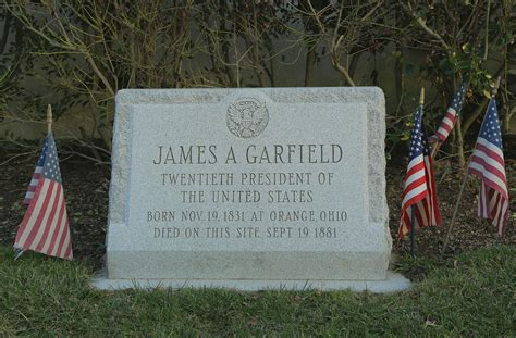 assassination of james a garfield wikipedia the free file site marker located at death site of james a