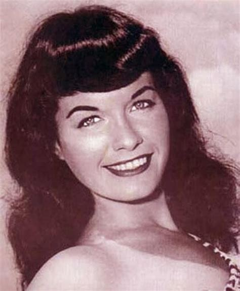 bettie page hairstyle bettie page s cropped bangs with black hair