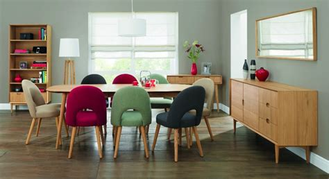 How To Mix And Match Chairs With Your Dining Table Different Color Dining Room Chairs