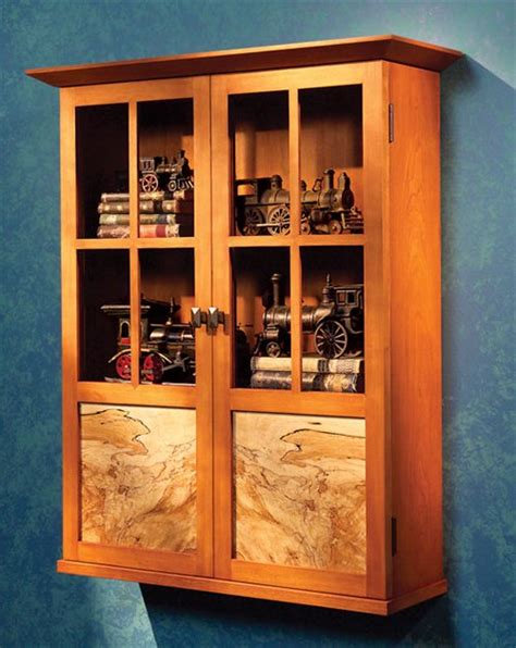 modern woodworking projects modern mission cabinet popular woodworking magazine