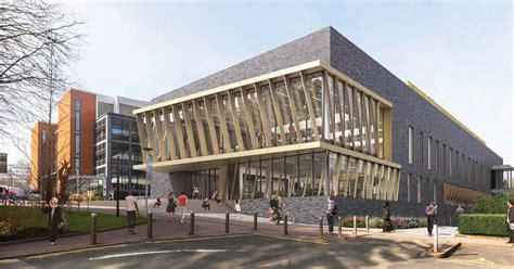 College Birmingham Mba by Of Birmingham Unveils Plans For New Science And
