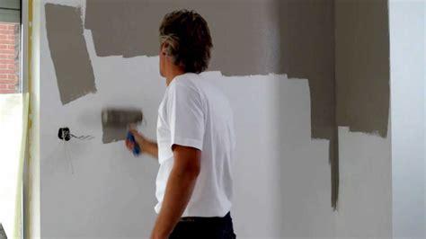 Tuto Peindre Un Mur by Comment Peindre Un Mur En Pl 226 Tre