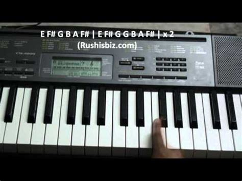 movie themes on keyboard full download amma amma song keyboard notes