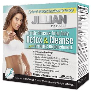 Michael S Ultimate Detox And Cleanse Side Effects by Jillian Detox Water Review