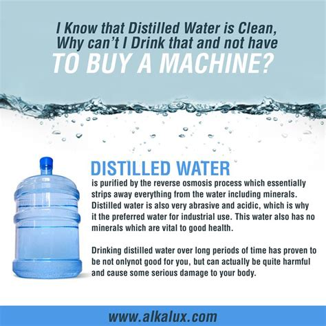 Why Not Detox With Distilled Water by 91 Best Water Ionizers Images On Water Ionizer