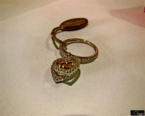cuore pomellato anello cuore pomellato anello con diamanti crivelli serie