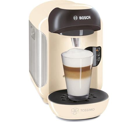 bosch coffee maker bosch tassimo vivy ii tas1257gb plastic coffee pod drinks machine 4242002838076 ebay