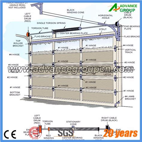 Garage Door Wholesale Parts by Wholesale Garage Door Parts Buy Best Garage Door