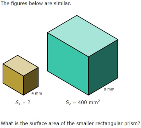 ixl volume and surface area of similar solids (class