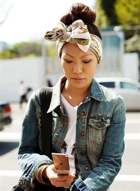 glamorous ways to wear scarf as a wrap