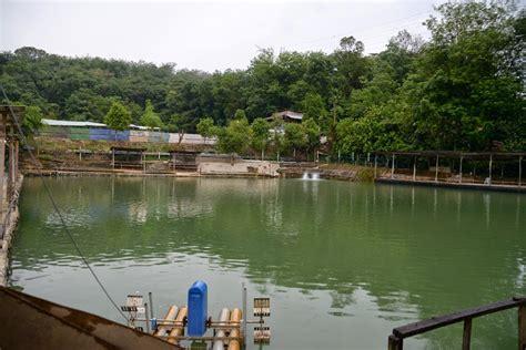 uni fishing pond seri kembangan kolam pancing air masin