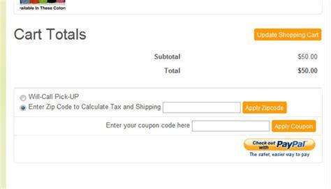 ecommerce university resolved shipping calculator ecommerce plugin shopping cart settings apptivo