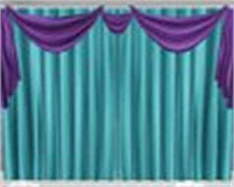 Purple And Teal Curtains Imvu Product Teal Purple Curtains By Candyapple