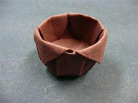 Origami Tea Cup - practical origami cup 2018