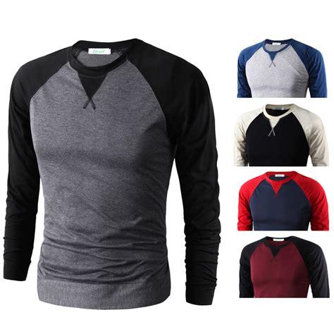 Kemeja Casual Tipe A Mu Grey mens fashion casual neck sleeved t shirt light