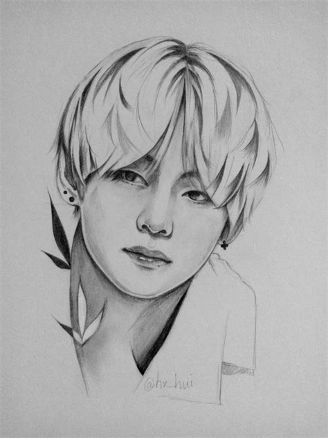 Jhope Drawing Easy by Pin By Liz Orange On References Bts Fanart