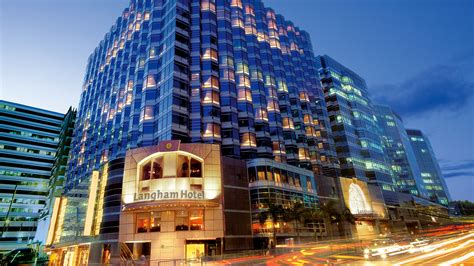 5 star hong kong hotels langham place hong kong hotel roofing and place