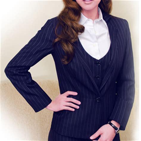 pinstripe suit womens suit la
