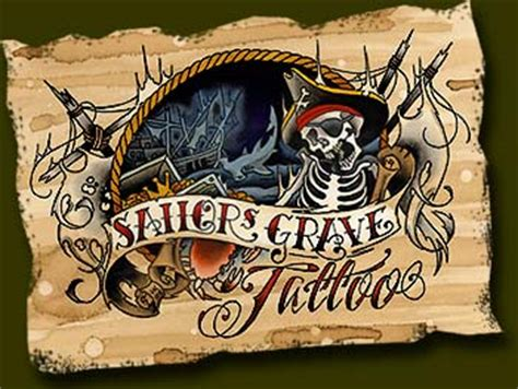 sailors grave tattoo sailors grave