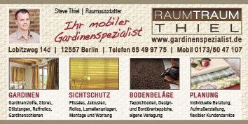 gardinen und dekorationen berlin kopenick raumausstatter gardinen und dekorationen berlin spandau