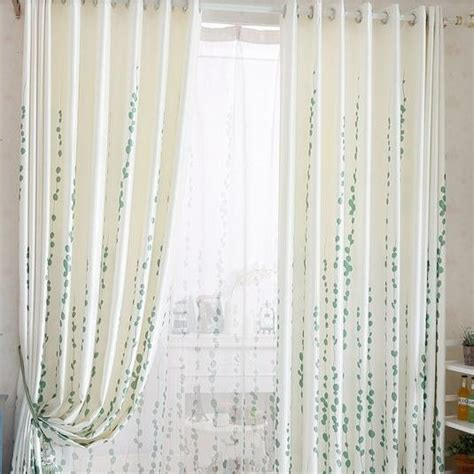 a curtain of green full text green curtain full shade blackout curtain blind for