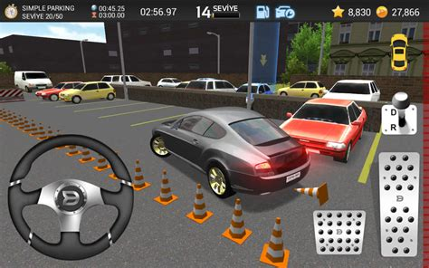 car parking 3d apk car parking 3d v1 01 082 android hile mod apk indir