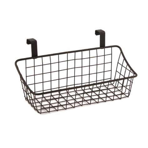 The Cabinet Door Basket by Spectrum Diversified Grid Storage Basket The Cabinet