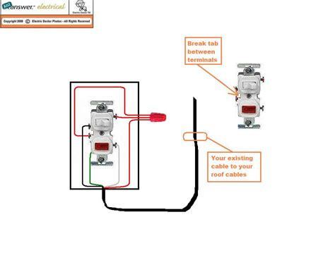pilot light switch wiring diagram wiring diagram with