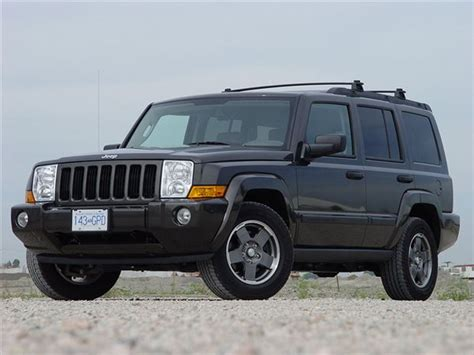 2010 Jeep Commander Reviews Used Vehicle Review Jeep Commander 2006 2010 Page 2 Of