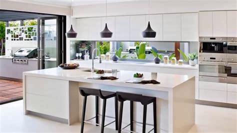 ideas hermosos disenos de islas  barras  cocinas