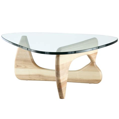 small noguchi coffee table noguchi coffee table designed with solid wood and a glass
