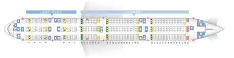 boeing 777 seating chart qatar