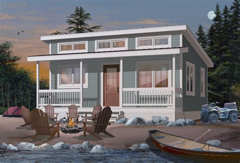 vacation cottage plans small vacation home plans or tiny house home design