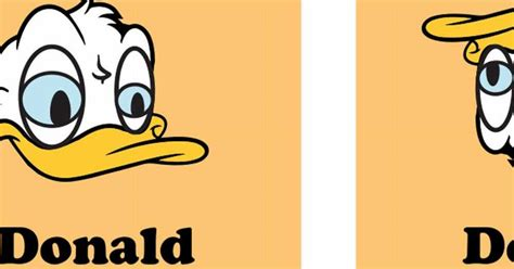 donald trump vs donald duck um turns out donald duck upside down is donald trump