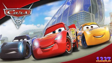vidio film cars 3 cars 3 movie game new extended trailer driven to win