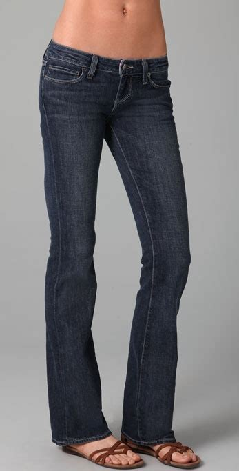 Kaos Washing Premium Billabong P34795 laurel boot cut mckinley in blue lyst