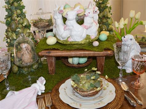 spring tablescape friendship life and style spring tablescape and decor