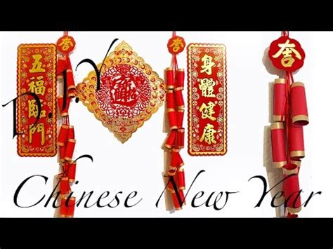 new year wall decoration ideas easy diy new year quot paper firecrackers quot wall decor