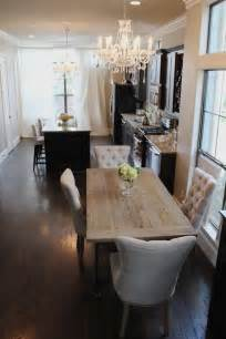 Kitchen Dining Room Chandeliers Tufted Dining Chairs Contemporary Dining Room
