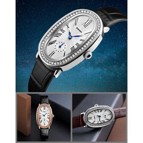 Skmei Analog Wanita 1292 Limited skmei jam tangan analog wanita 1292 gold jakartanotebook