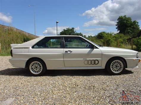 how petrol cars work 1991 audi coupe quattro transmission control 1991 audi quattro turbo white low miles outstanding