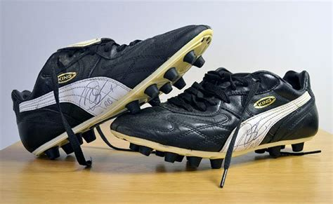 Newcastle United Mini Football Boots your chance to own rafa benitez worn and signed football