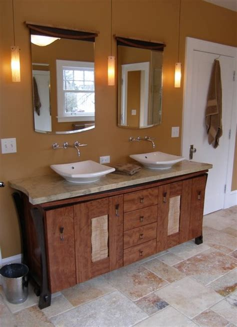 exotic wood kitchen cabinets exotic wood double sink cabinet