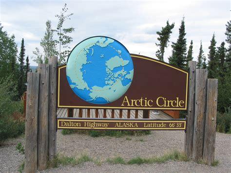 arctic circle alaska beyond brrr 45 photos of the real pole and arctic