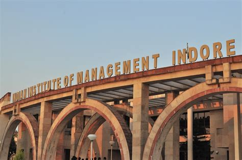 Iim Indore Distance Mba by Iim Indore Announces On Innovation Programme For