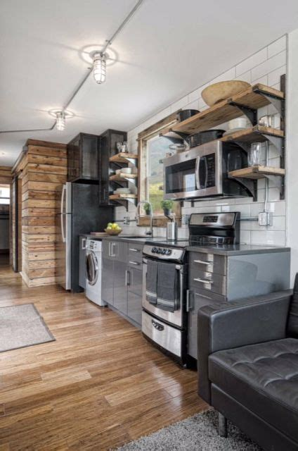 tiny house kitchens top 25 best tiny house kitchens ideas on pinterest tiny
